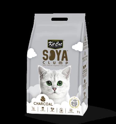 KitCat Soya Clump Charcoal